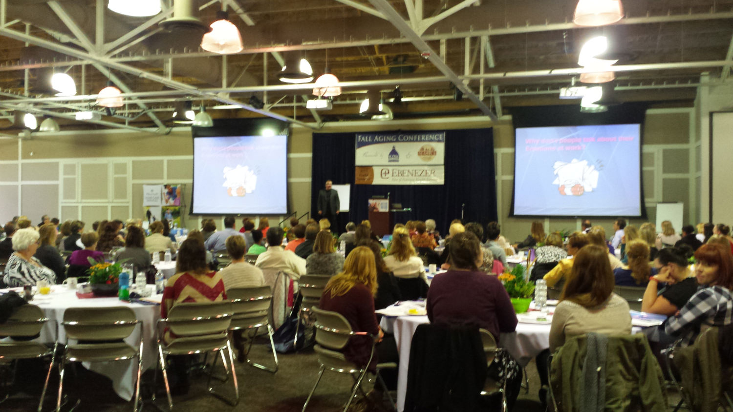 bc seminars speaking at the fall aging conference